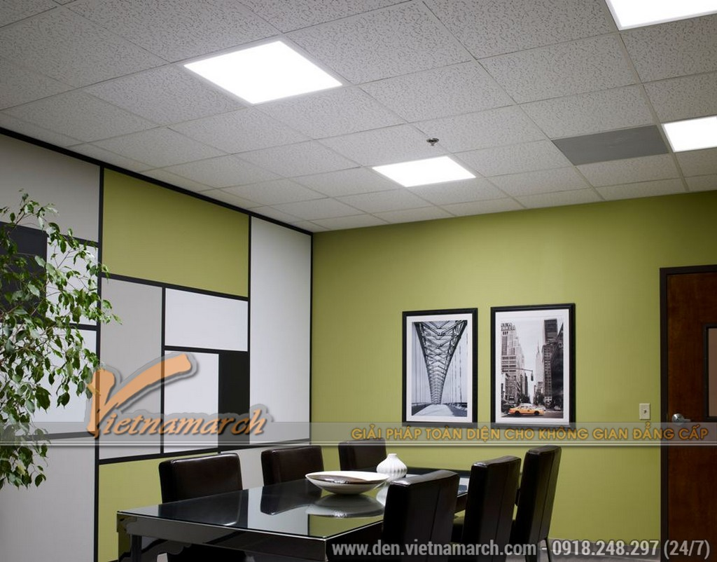 Công dụng tuyệt vời của đèn led Panel 04