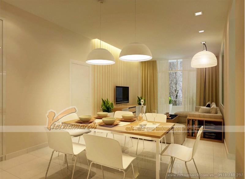 Những nguyên tắc lắp đèn led âm trần trang trí đẹp và hiệu quả cho căn hộ 04