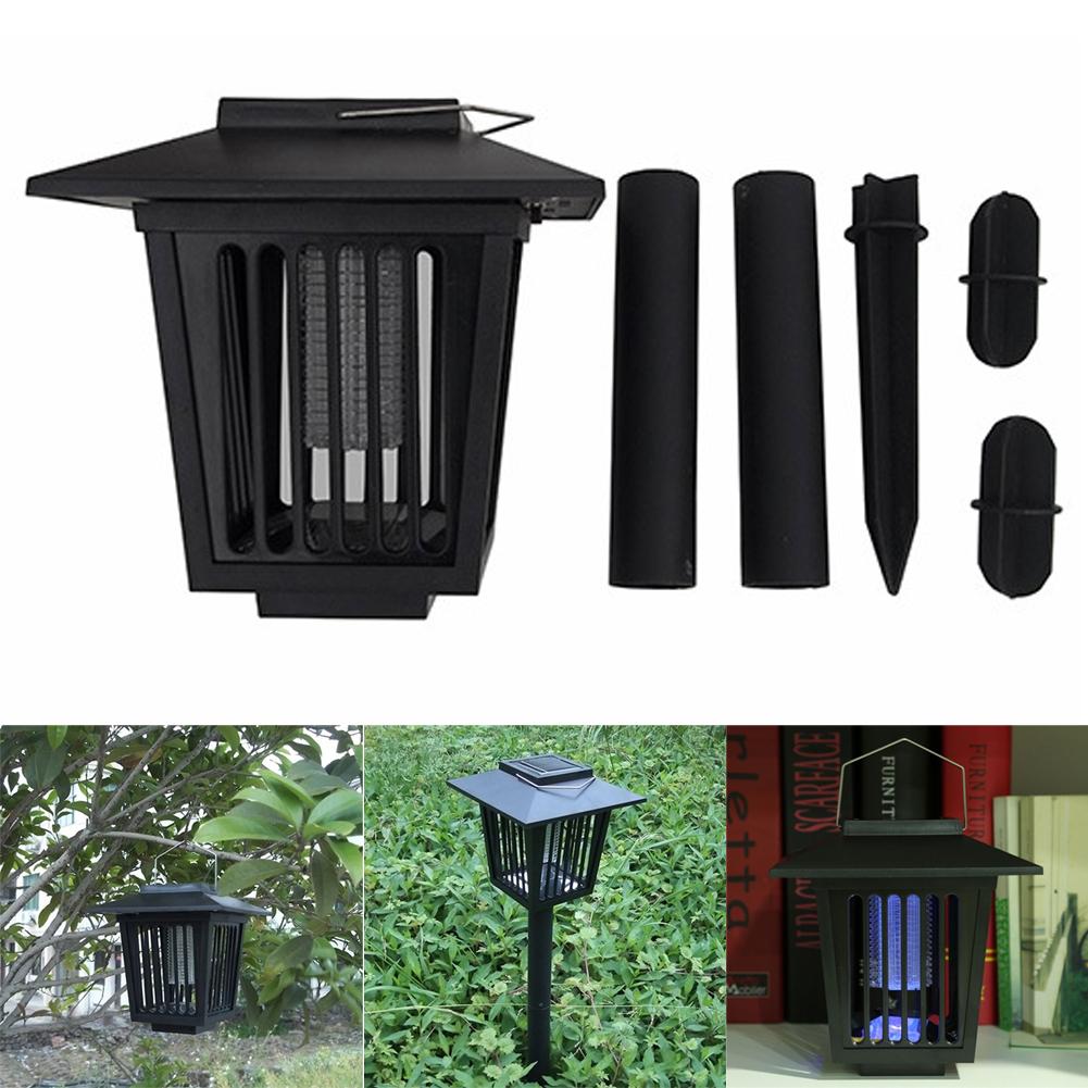 Đèn LED năng lượng mặt trời diệt côn trùng