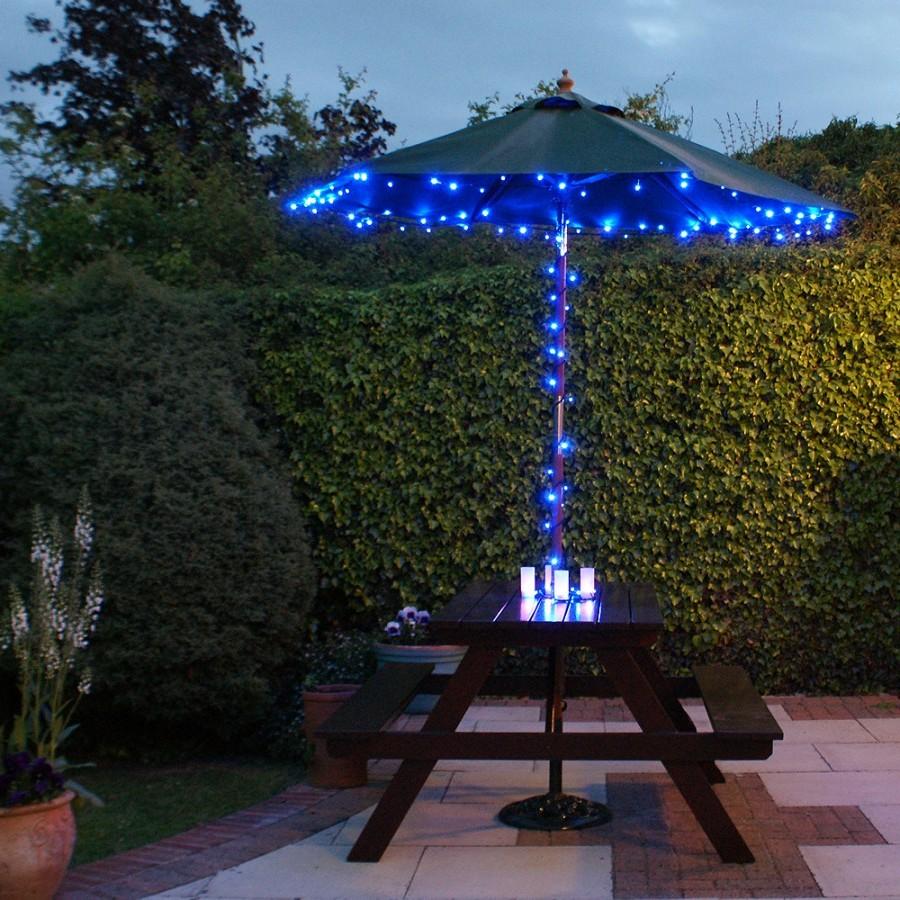 Đèn LED sân vườn năng lượng mặt trời giải pháp tiết kiệm điện