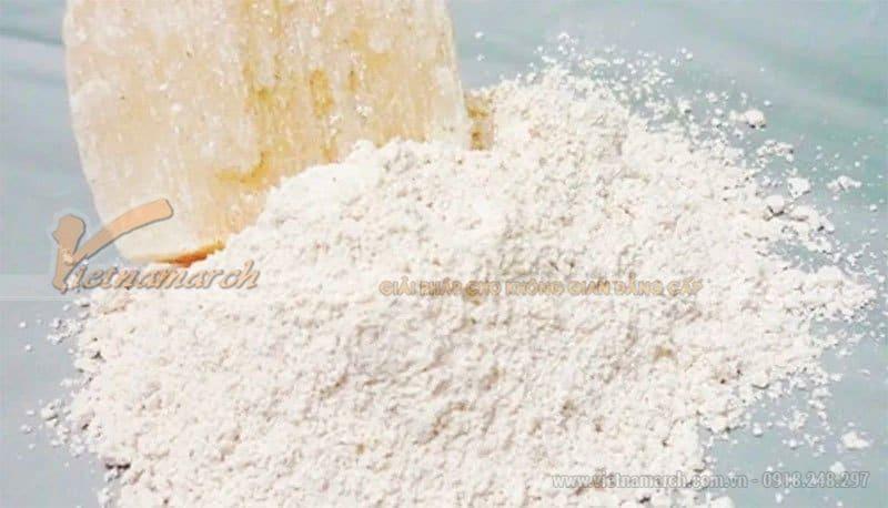 Bột thạch cao – sản phẩm uy tín chất lượng