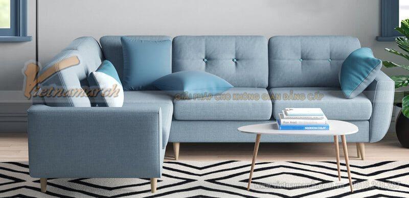 Kích thước sofa chuẩn tiêu chuẩn 2