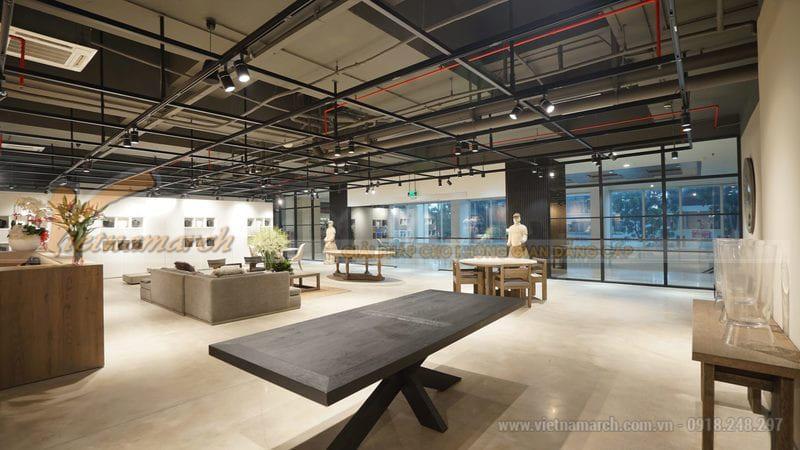 Thiết kế sân vườn văn phòng 1