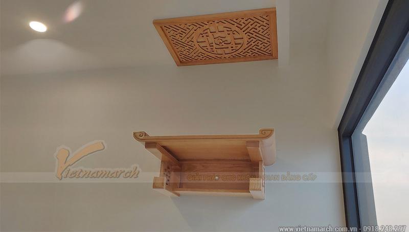 Mua bàn thờ treo tường 2