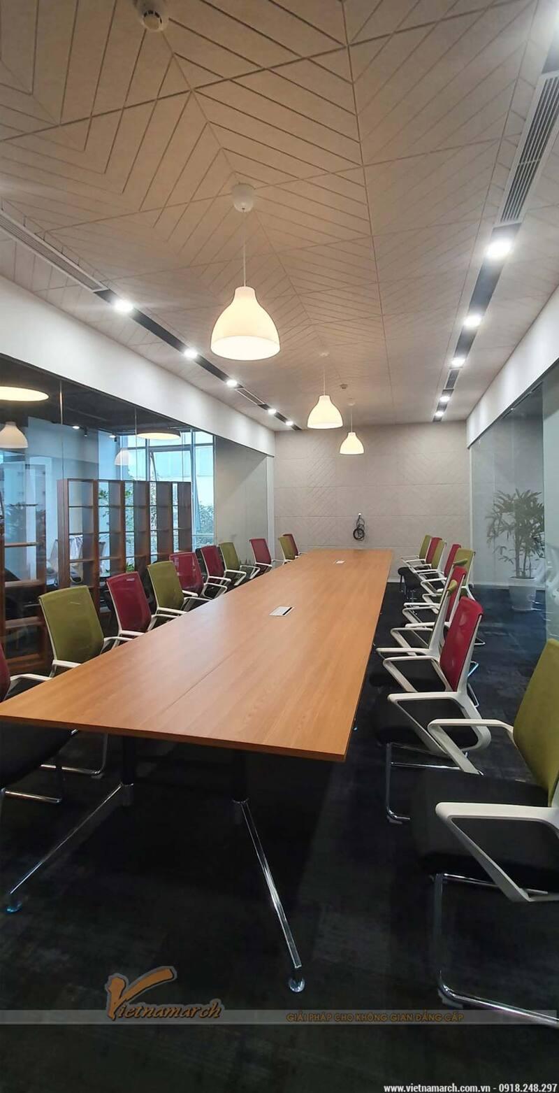 thiết kế văn phòng 40m2 1